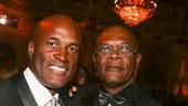 American Theater Wing - James Earl Jones - 9/15 - Kenny Leon and Samuel L. Jackson