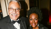 American Theater Wing - James Earl Jones - 9/15 - James Earl Jones and Cicely Tyson