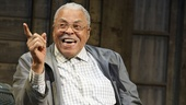 James Earl Jones as Weller Martin in The Gin Game