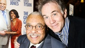 The Gin Game - Opening - 10/15 - James Earl Jones and Boyd Gaines