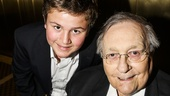The Gin Game - Opening - 10/15 - Phil Smith and grandson Spencer