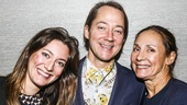 The Humans - Opening - 10/15 - Zoe Perry, designer Paul Marlow and Laurie Metcalf