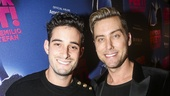 On Your Feet! - Opening - 11/15 - Michael Turchin and husband Lance Bass