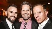 The Jersey Boys - 10th Anniversary - 11/15 - Daniel Reichard, J Robert Spencer and Christian Hoff