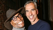 Kinky Boots - Billy Porter - Final Show - 11/15 -  Billy Porter- Jerry Mitchell