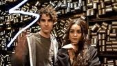 HS - 4/16 - Darren Criss - Vanessa Hudgens