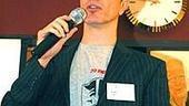 Broadway.com Group Sales Luncheon - Christopher Shyer