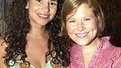 Broadway.com Group Sales Luncheon - Mandy Gonzalez - Carey Anderson