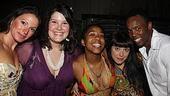 2008 Hair Opening - Jackie Burns - Lauren Elder - Nicole Lewis - Allison Guinn - Tommar Wilson