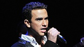 New York audiences are going to fall in love with Broadway newcomer Richard Fleeshman as Sam Wheat.