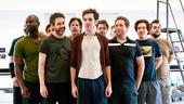 Peter and the Starcatcher Rehearsal – Adam Chanler-Berat – The Company