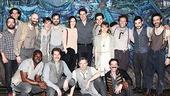Blunt Krasinski at Starcatcher – John Krasinski – Emily Blunt – Starcatcher cast