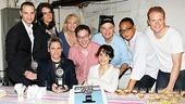 Clybourne Tony Award toast – Jordan Roth – Pam MacKinnon – Bruce Norris – tktk – Jeremy Shamos – Annie Parisse – Frank Wood – Damon Gupton – Brendan Griffin