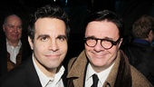 The Other Place – opening night – Mario Cantone – Nathan Lane
