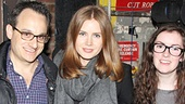 Amy Adams visits First Date - Darren Le Gallo - Michael Weiner - Keeley MacKenzie - Alan Zachary