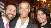 Kinky Boots at Sardi's – Brian Patrick Murphy – Jerry Mitchell – Mark Fisher