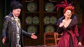 Cinderella - Show Photos - PS - 3/14 - Peter Bartlett - Fran Drescher