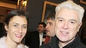 Rocky - Opening - OP - 3/14 - Sally Singer - David Byrne