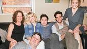 Bullets Over Broadway - Recording Session - OP - 4/14 - Karen Ziemba - Helene Yorke - Brooks Ashmanskas - Zach Braff - Nick Cordero - Betsy Wolfe