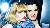 Beautiful - Backstage Photos - 4/14 - Anika Larsen - Jarrod Spector