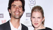 Lucille Lortel Awards  - OP - 5/14 - Hamish Linklater - Lily Rabe