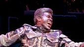 Before wooing Sutton Foster in Violet, Joshua Henry traveled the yellow brick road with Ashanti in The Wiz.