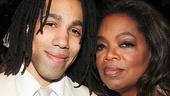 After Midnight - backstage - OP - 5/14 - Oprah Winfrey