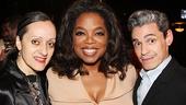 After Midnight - backstage - OP - 5/14 - Isabel Toledo - Oprah Winfrey - Ruben