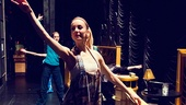 Bullets Over Broadway - Backstage Feature - 5/14 - Brittany Marcin