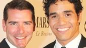 Tony Awards - OP - 6/14 - Chad Beguelin  - Adam Jacobs