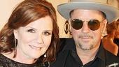 Tony Awards - OP - 6/14 - Mare Winningham - Patrick Winningham