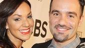 Tony Awards - OP - 6/14 - Ramin Karimloo - Mandy Karimloo