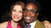 Public Theater Gala - 2014 - OP - 6/14 - Rachel York - Billy Porter