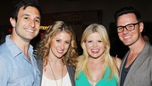 Piece of My Heart - Opening - OP - 7/14 - David Reiser - Caissie Levy - Megan Hilty - Brian Gallagher