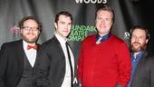 Into the Woods - Opening - 1/15 - Andy Grotelueschen - Patrick Mulryan - Matt Castle - Paul L. Coffey