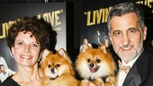 Living on Love - Opening - 4/15- Rocco - Trixie - Bill Berloni  - Dorothy