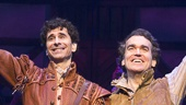 Something Rotten - Show Photos - 4/15 - John Cariani - Brian d'Arcy James