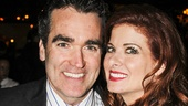 Something Rotten! - Opening - wide - 4/15 - Brian d'Arcy James - Debra Messing