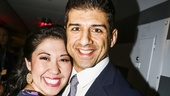 Tony Nominees - Brunch - 4/15 - Ruthie Ann Miles - Tony Yazbeck