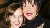 Tony Nominees - Brunch - 4/15 - Sydney Lucas - Chita RIvera
