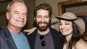 Finding Neverland - Recording - 5/15 - Matthew Morrison - Kelsey Grammer - Laura Michelle Kelly