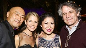Tony Honors - 6/15 - Ken Watanabe - Kelli O'Hara - Ruthie Ann Miles - Bartlett Sher