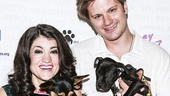 Broadway Barks  - 7/15 - Sarah Styles and Michael Oberholtzer