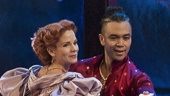 The King and I - Show Photos - 7/15 - Kelli O'Hara - Jose Llana