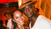 Hedwig and the Angry Inch - Taye Diggs - Opening - 7/15 - Misty Copeland
