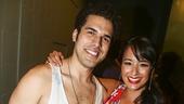 Fun Home - Actors Fund performance - 8/15 - Joel Perez - Courtney Reed