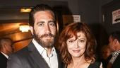 Hamilton - Opening - 8/15 - Jake Gyllenhaal and Susan Sarandon
