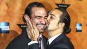 Hamilton - Opening - 8/15 - Javier Munoz and Lin-Manuel Miranda