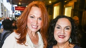 Mamma Mia! - Closing - 9/15 - Carolee Carmello - Olga Merediz