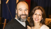 Fiddler on the Roof - Meet the Press - 10/15 - Danny Burstein - Jessica Hect